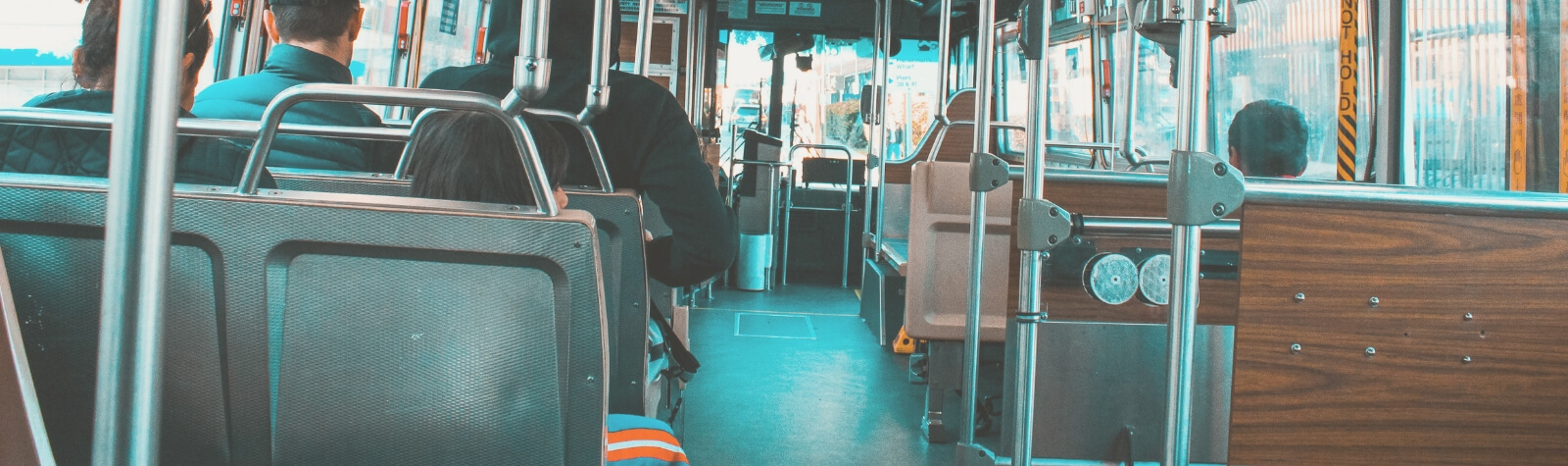 The day I rode an entire public bus route