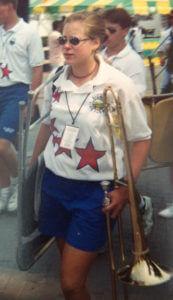 State Fair trombonist
