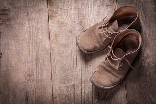 Why does daddy get dirty at work? An early lesson on vocation