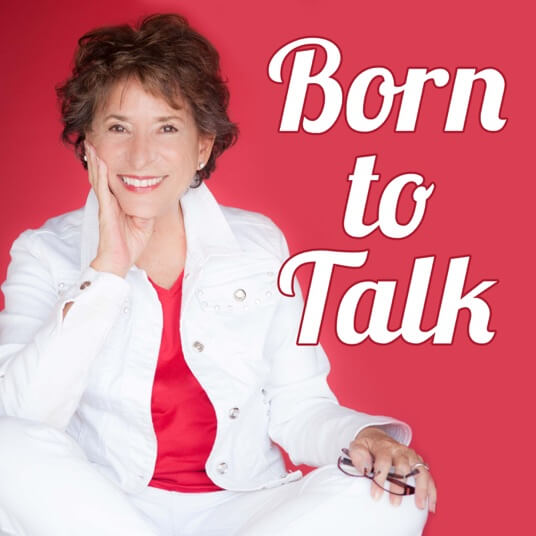 Born to Talk Radio Show with guest Natalie Siston- podcast artwork