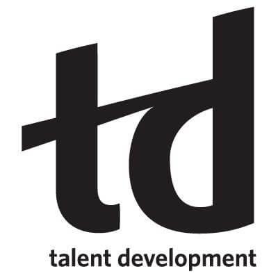 TD Magazine logo - Natalie Siston